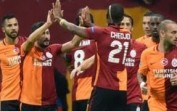 Şampiyonlar Ligi-Galatasaray vs Benfica 2-1