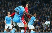 Champions League-Manchester City vs Sevilla 2-1